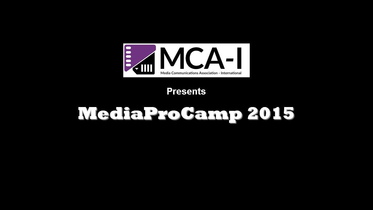 MediaProCamp 2015