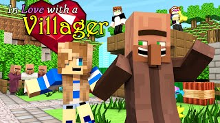 "♪ ""In Love with a Villager"" - An Original Minecraft Song Animation- Official Music Video"