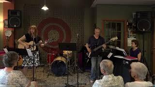 Pam and Diane Performing Sabbath Prayer Main Street Music and Art Studio