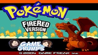 Game Grumps Pokemon FireRed Best Moments Mega Compilation (Parts 1-100)