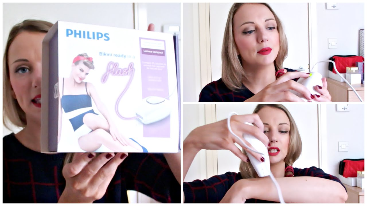 Philips Lumea SC1981 Compact IPL Hair Removal Review