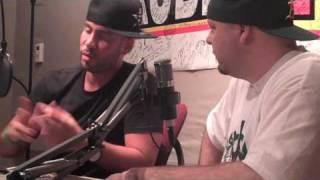 DJ Drama Interview w/ DJ B-Mello Part 1