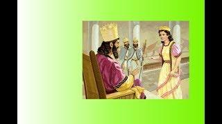 Біблійні загадки для дітей. Естер
