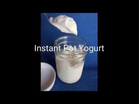 Instant Pot® Greek Yogurt