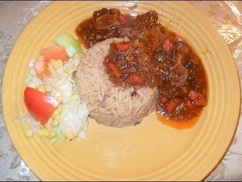 how to make jamaican oxtails