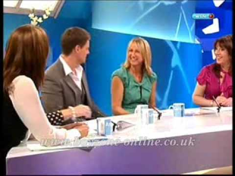 Keith Duffy @ Loose Woman