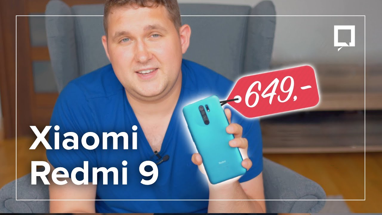 XIAOMI REDMI 9 - najtańszy smartfon wart zakupu