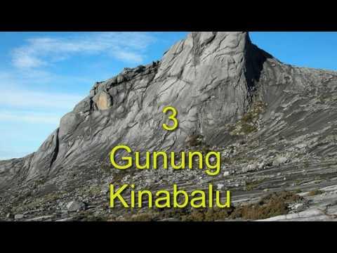 4 Gunung Tertinggi Di Asia Tenggara