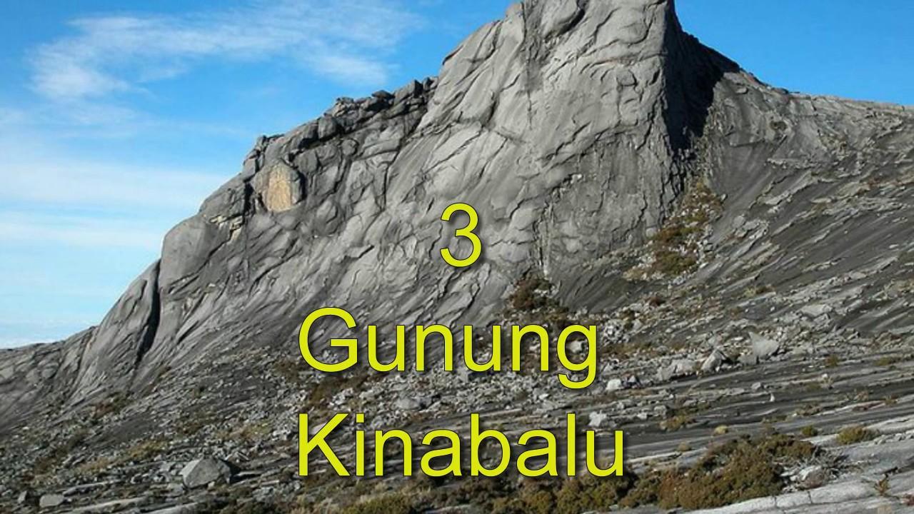 4 Gunung Tertinggi Di Asia Tenggara Youtube