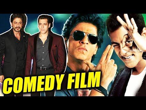 Salman Khan And Shahrukh In COMEDY FILM, Directed By Ali Abbas Zafar? Mp3