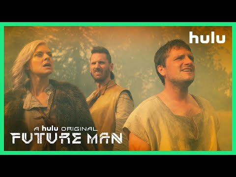 Future Man Season 3 - Trailer (Official) • A Hulu Original