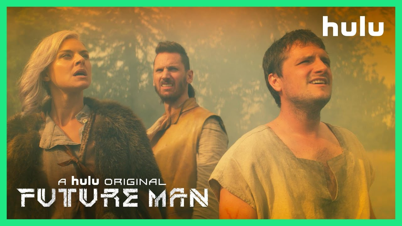 Download Future Man Season 3  - Trailer (Official) • A Hulu Original