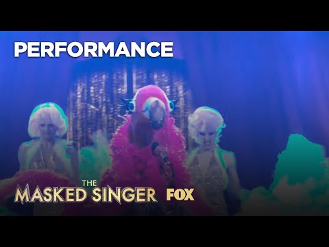 """""""The Cheetah Girls"""" Fans Think One of Them is the Flamingo in """"The Masked Singer"""""""