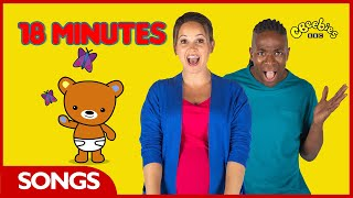 CBeebies | The Baby Club Nursery Rhyme Compilation | 18 Minutes