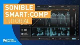 smart:comp by Sonible | Spectro-Compressor Sidechain Ducking Tutorial