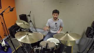 "How to Play ""Give Life Back to Music"" by Daft Punk on the Drums"
