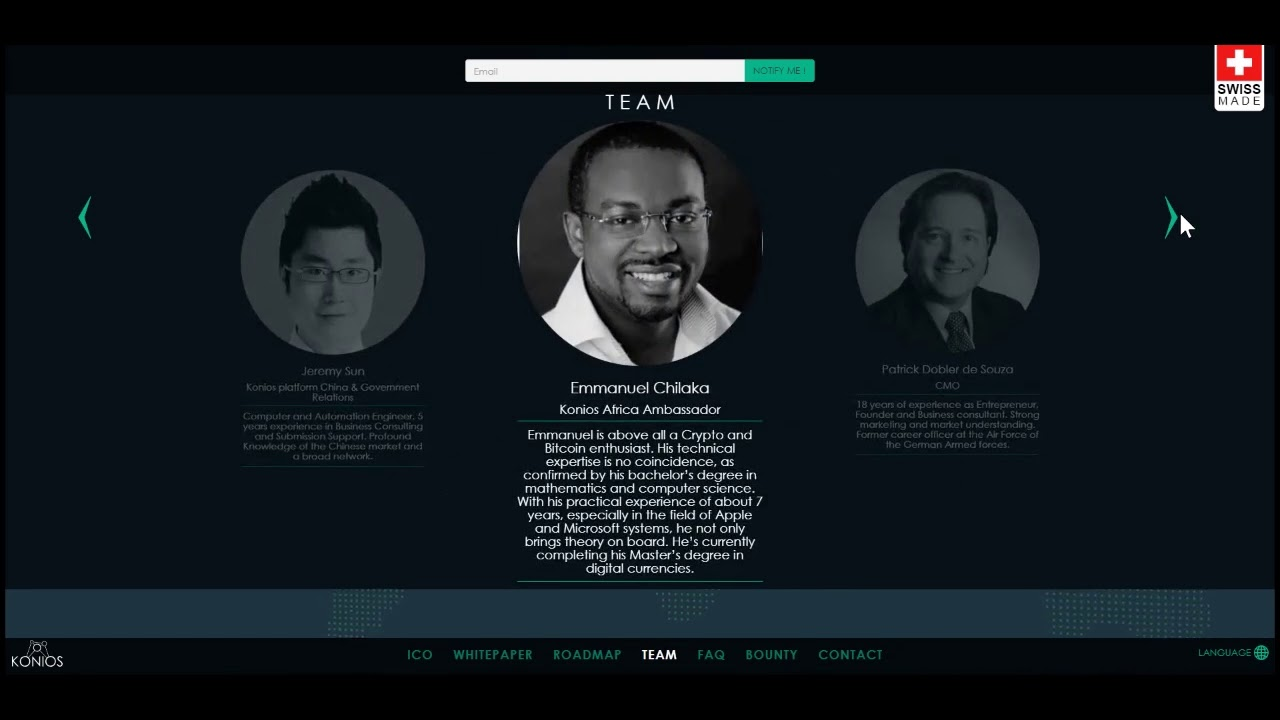 cryptocurrency marketing consultant