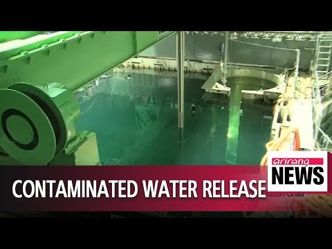 Japan readying to release highly radioactive water from Fukushima plant