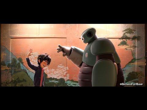 #BaymaxFistBump - Big Hero 6 Clip