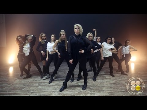 The Hardkiss - Make Up | Jazz-pop choreography by Anya Alekseeva | D.side dance studio