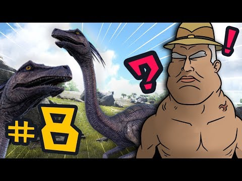ARK: Survival Evolved #8 - Watch Until The End