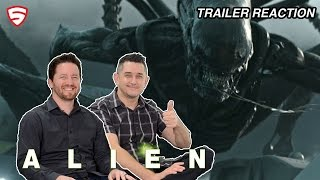 Alien: Covenant - Official Red Band Trailer #2 Reaction