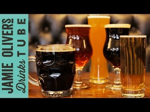 Five Beer Styles You Need To Know | Craft Beer Boys | Jamie Oliver's Drinks Tube