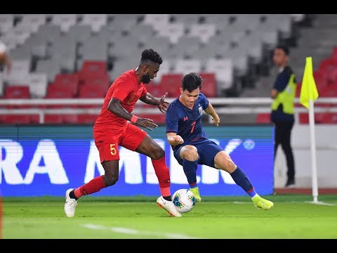 MD 2 Group G Asian Qualifiers Indonesia 0-3 Thailand Round 2