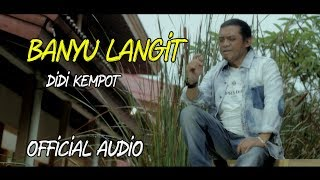 Didi Kempot - Banyu Langit (Official Audio) New Release 2018