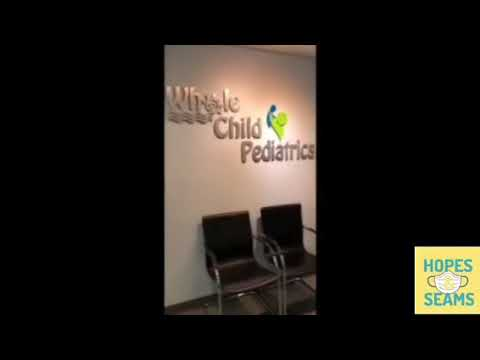 Trip to Whole Child Pediatrics!