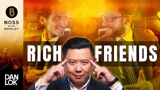 Why Don't Rich People Have Poor Friends?