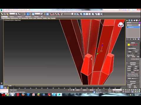 3D Modeling Voldimus' Staff- Speed Modeling