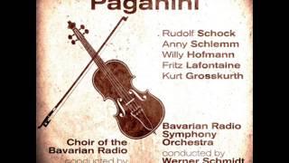 Paganini: Akte 1, In einer Schenke, dort der Teufelsgeiger
