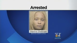 Broward Mother Accused Of Beating Son With Fists, Broom For Not Stealing Food