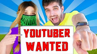 CREATING MY OWN YOUTUBE TEAM to Challenge The Spy Ninjas