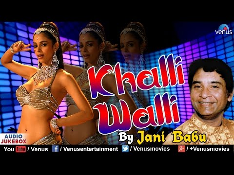 Khalli Wali - Jani Babu | Popular Hindi Qawwali Songs | Audio Jukebox