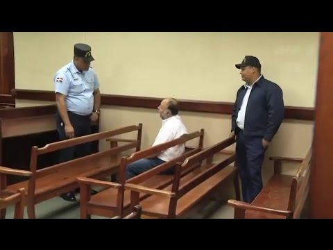 Dominican Republic News 2016   Arraignment of French pilot suspected of drug trafficking