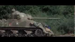 Kellys Heroes 1970 Tank Tunnel Attack