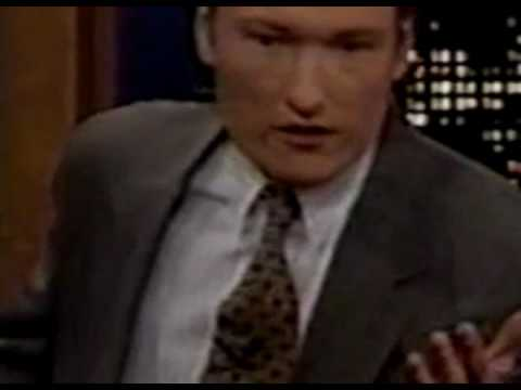 Late Night with Conan O'Brien   1996 01 05   Jim Breuer, Matt Frewer, Spacehog