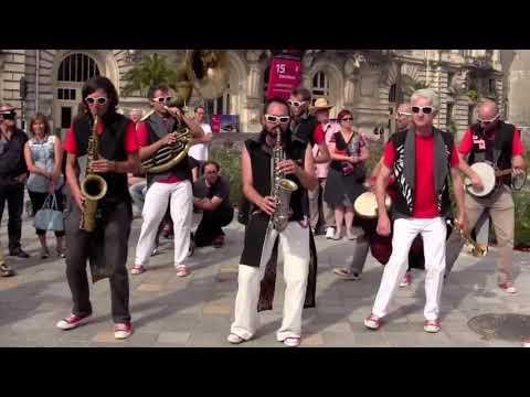 LA BANDA JUL - Fanfare Funk / Jazz / Groove / New-Orleans (teaser 2019) - The Chicken (Pastorius)