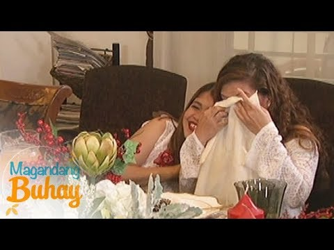 Magandang Buhay: Estrada sisters share how excited they are to celebrate Christmas