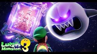 Luigi's Mansion 3 All Boss Fights & Ending (#Luigi'sMansion3 All Boss Fights and Ending)