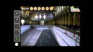 Escape From The Abandoned Power Plant France Walkthrough by EightGames
