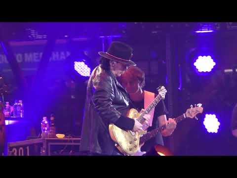 Santana (Live) - Houston Rodeo - 13 March 2019 - (1 Of 2)
