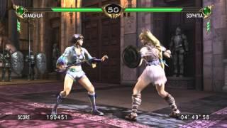 Soul Calibur IV: Arcade Mode Xianghua