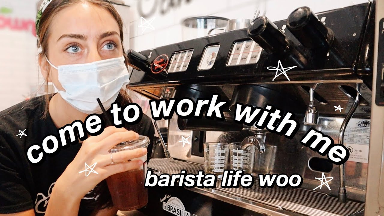 Come To Work With Me: Barista Edition