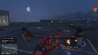 Ez Killed Avenger ;) w [GTA Online]