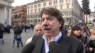 Funerali Frizzi, Marco Columbro: