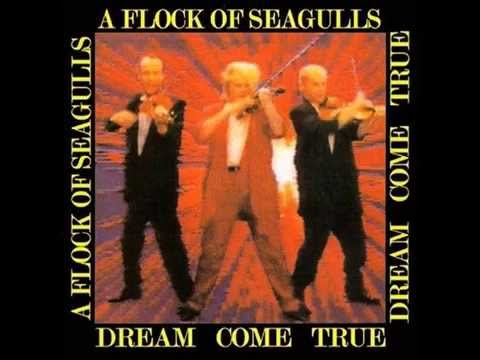 A Flock of Seagulls - Heartbeat Like a Drum (12'' Extended Version)
