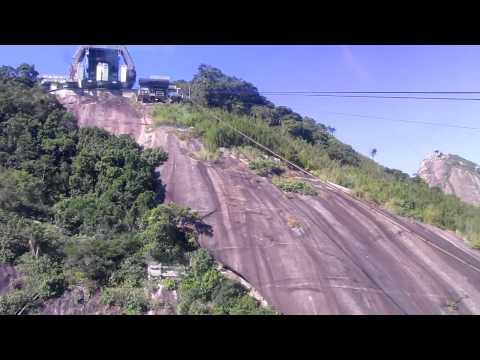 Rio de Janeiro - Sugarloaf Mountain cable-car pt.2